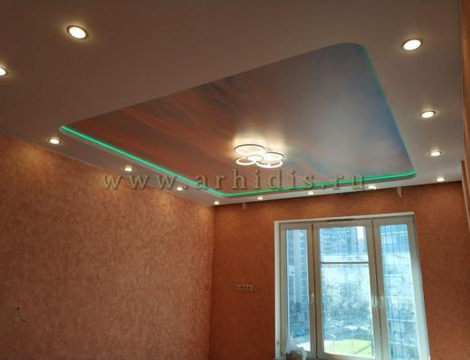 АрхиДис | ремонт по дизайн проекту комнаты