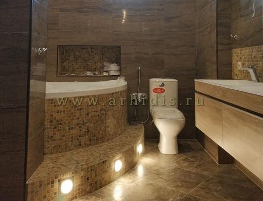 АрхиДис | дизайн и ремонт ванной